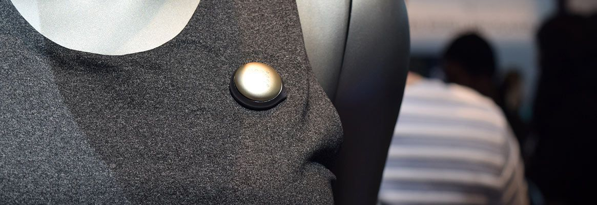 Wearable electronic clothes