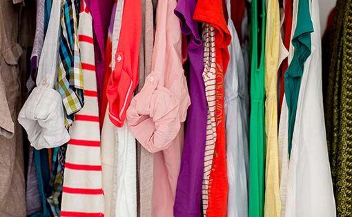 Fashion fabrics from metallic fibres