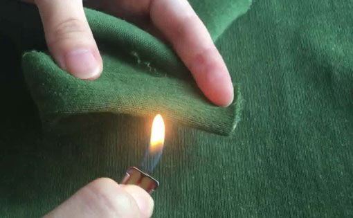 Eco-friendly Flame Retardant (FR) Pet Fibers through P-N Synergism