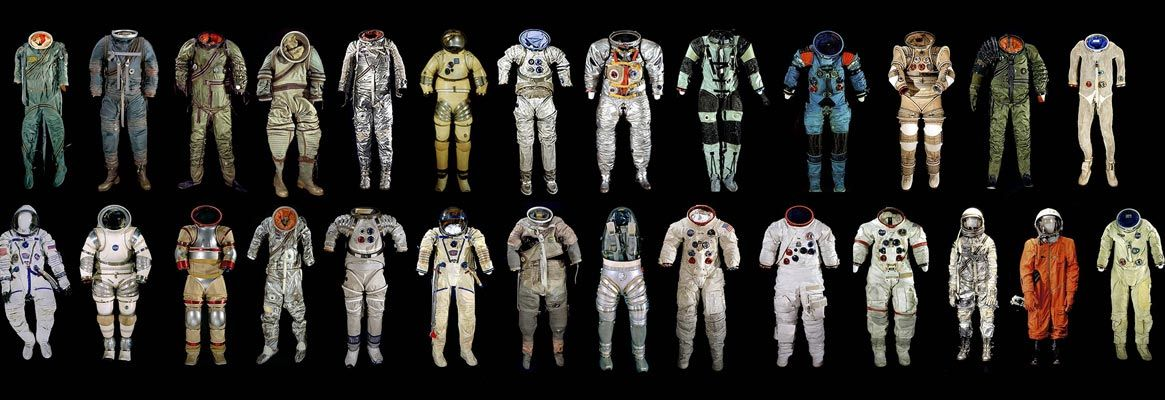An Insight into the Construction of a Space Suit