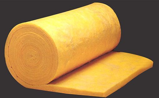 Fiberglass Wool Insulation for PEB