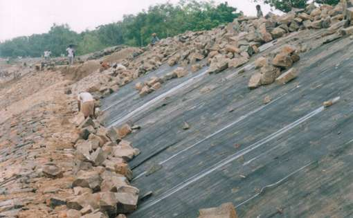 Applications of Jute Geotextiles in Infrastructure Development
