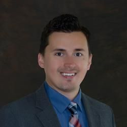 Justin Gutierrez, Assistant Director of Career Services, INDA