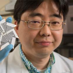 Prof Seokheun (Sean) Choi, Lead researcher- Dept of Electrical & Computer Engineering, Binghamton University, State University of New York (SUNY)