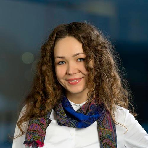 Ms. Olga Dragunova
