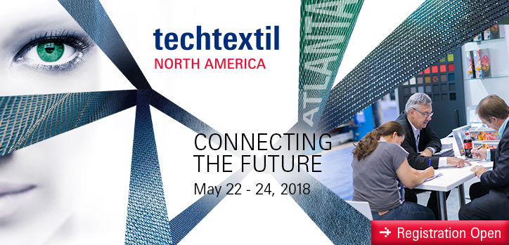 Techtextil North America 2018