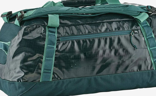 Coated fabrics for soft luggage & protective garments
