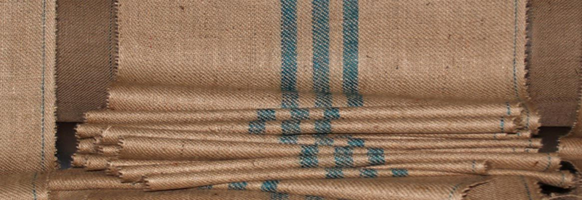 Jute based needle-punched nonwoven in technical textiles