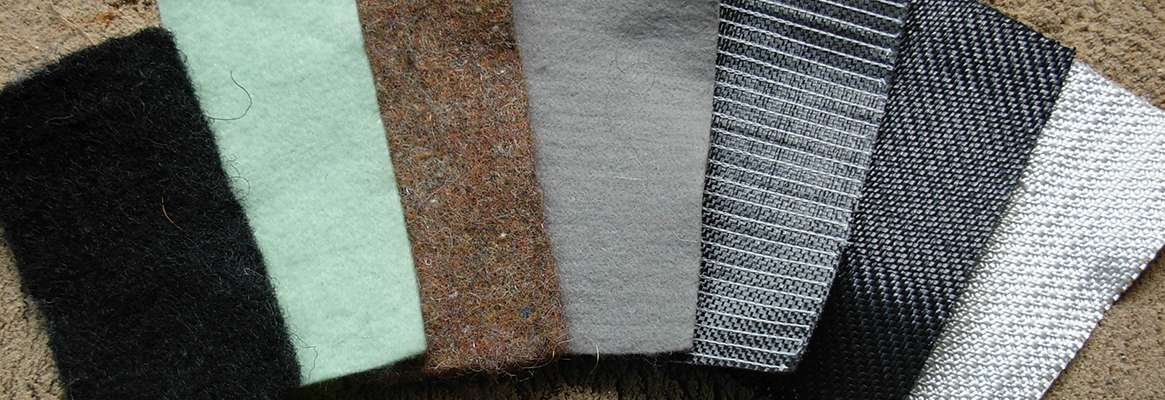Engineering Use of Textiles in Geotextile