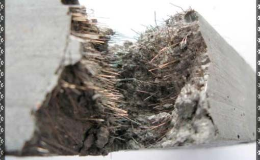 Fiber Reinforcement in Concrete