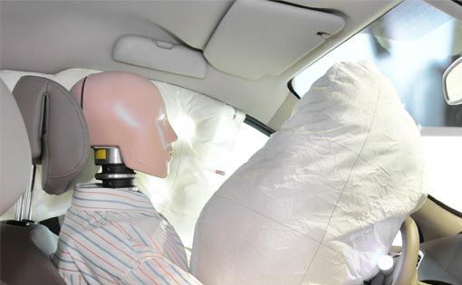Theory behind Air Bags Application in Automobiles
