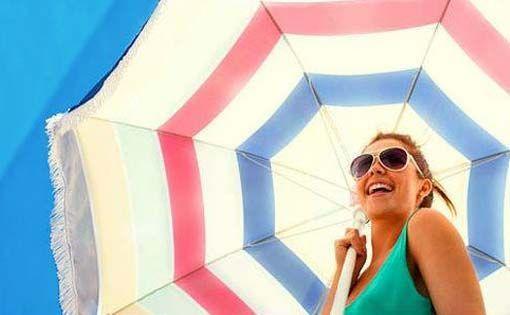 Wearable Sunscreen