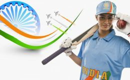 India's cricket craze brings business for apparel sector
