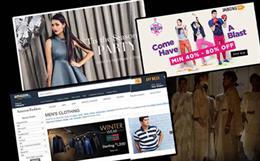 Fashion takes e-asy way out