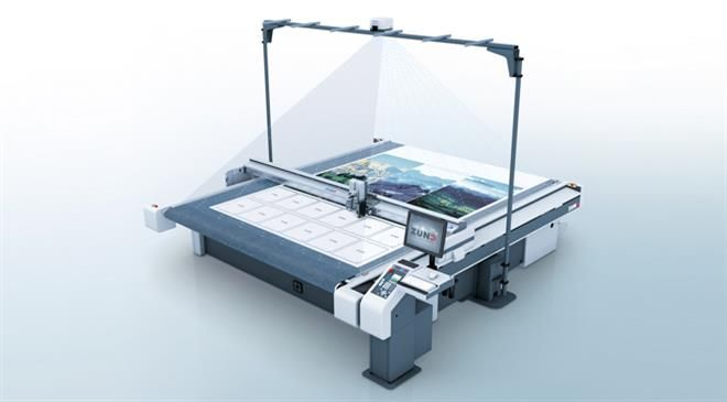 How many digital cutters for textiles do you manufacture annually? Where are these manufactured?
