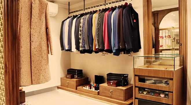 How would you describe the menswear market in India?