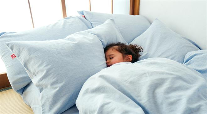 How did you come up with the idea of Aizome Bedding?