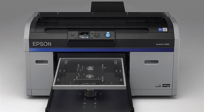 What is the latest offering in DTG at Epson? What is the USP?