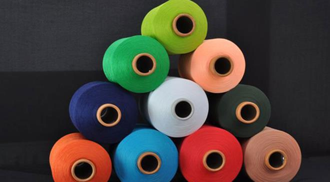 What is the state of the Indian market in terms of polyester yarn and fabric?