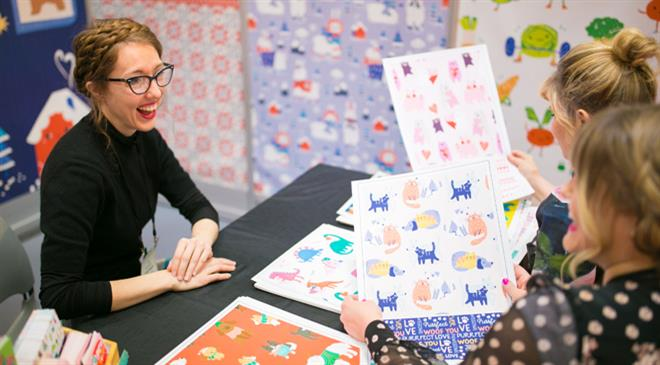 What were the key highlights at Surtex 2019?