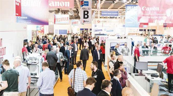What can visitors expect from FESPA Global Print Expo 2019?