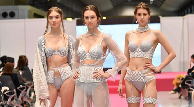 How would you describe the market for innerwear and swimwear in Asia? What factors are shaping the industry?