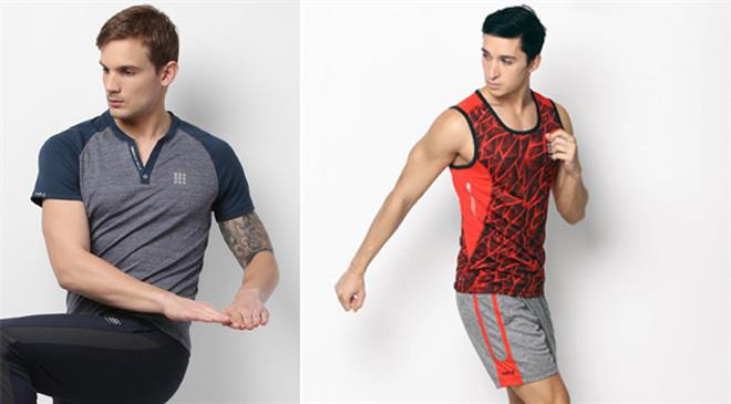 How would you describe the market for activewear in India? What is the annual growth-rate?