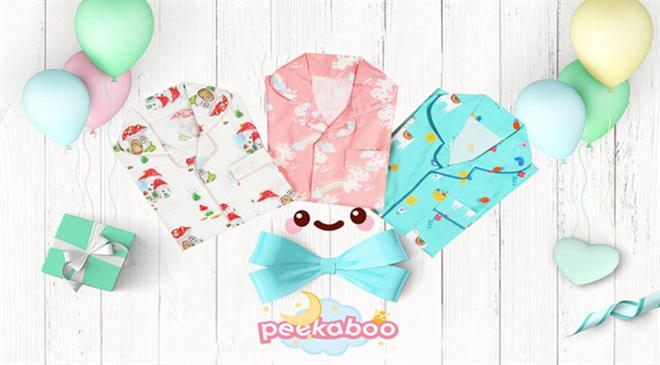 When did you start Peekaboo? Why did you choose to get into the sleepwear for kids category?