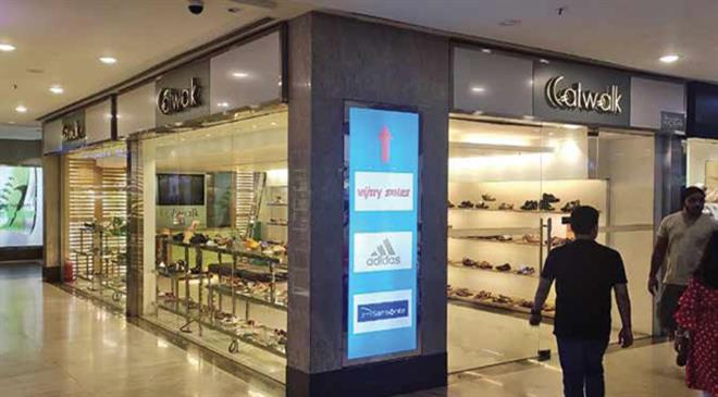 Coming to your brand, what has the growth story at Catwalk been like?  What is the retail presence of your brand?