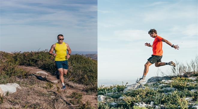 How are the socks at Rockay different from others that help in running?