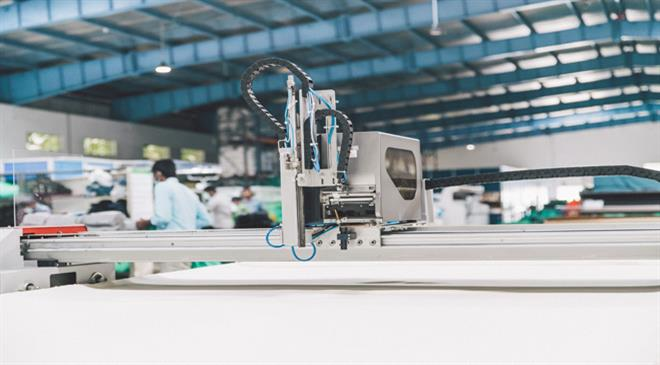 What was the new type of production process introduced by you which makes it possible to make t-shirts in real time? What is the underlying technology?