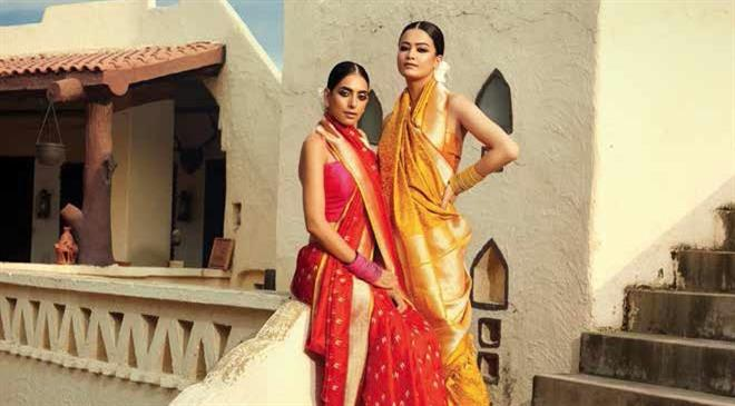 What is the perception of young India towards handloom?