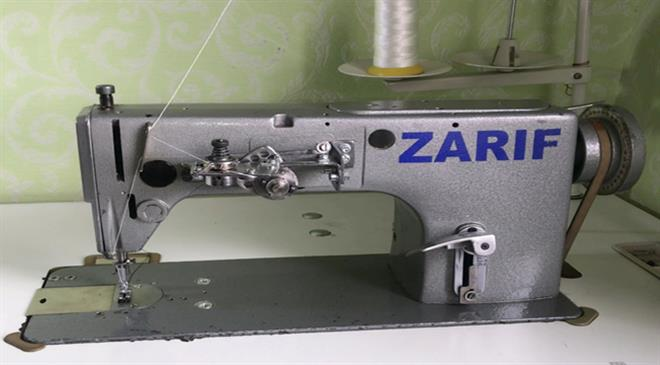 How was your life journey like before you founded Zarif? Where does the company stand today in terms of revenue and sewing machine technology?