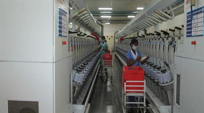 What measures have been adopted by ITF to help budding textile entrepreneurs?