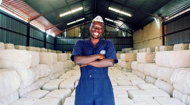 How did you come to start Cotton made in Africa (CmiA)?