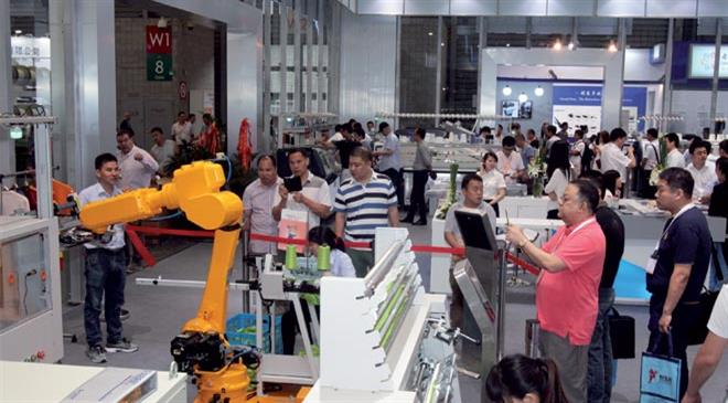 ShanghaiTex 2017 will also be showcasing crossboundary integration. Could you please elaborate on this?