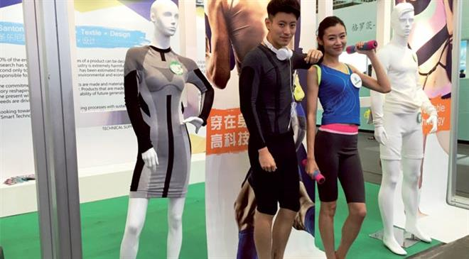 ShanghaiTex has been focusing a lot on sports textile technologies in the past few shows. How much do you see this segment dominating the textiles-apparel industry in the near future?