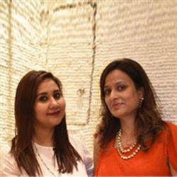 Farheen B Rahman & Priti Jain,