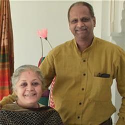 Mala & Pradeep Sinha