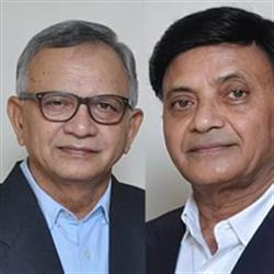 Dhirubhai & Arvind Shah,