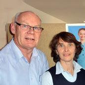Diane & Charles Cook