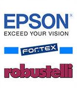 Giovanni Pizzamiglio, Paolo Crespi & Riccardo Robustelli, Epson, For.Tex & F.lli Robustelli