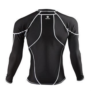 100% Lycra, 50% Cotton / 50% Lycra( Rushguard ), 50% Polyester / 50% Cotton( Shirts ), S-2XL