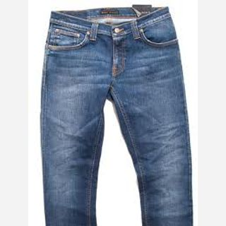 100% Cotton Denim, 29-34