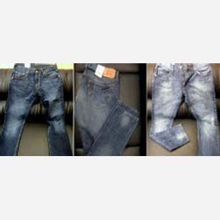 Cotton With Slub , Cotton/Sp ,Cotton/Polyester/Sp , Yarn Dye Denim, S-XXL