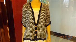 100% Acrylic, Acrylic/Wool, S,M,L
