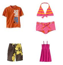 100% Cotton, 95% Cotton / 5% Spandex, 100% Polyester, 65% Cotton / 35% Polyester, 3m-15/16years