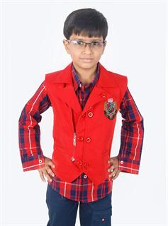 100% Cotton or 80% Cotton / 20% Polyester, 1 - 8 Years