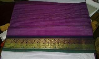 Pattu Silk, 6.20 Meters with blouse piece