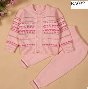 Children's Knitting Garments
